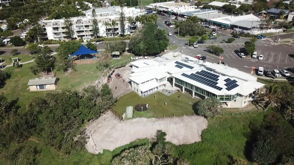 Rainbow Beach New Building (139)